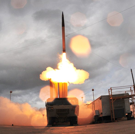 Lockheed to Help Maintain UAE THAAD Weapon System Under $255M MDA Contract