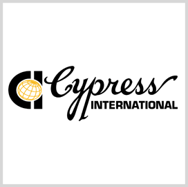 Cypress Appoints VP of DOD/Federal Logistics, Supply Chain & Energy; David Halverson Quoted