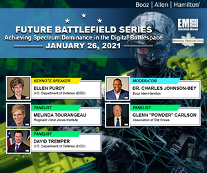 Potomac Officers Club to Host Achieving Spectrum Dominance in the Digital Battlespace Virtual Event TODAY