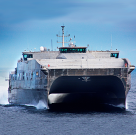 Austal USA Lands $235M Navy Contract to Build Next Expeditionary Fast Transport Vessel