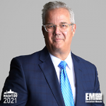- Alion Chairman CEO Steve Schorer Receives Second Wash100 Award Executive Mosaic CEO Jim Garrettson Quoted 150x150 - Steve Schorer, Hector Cuevas to Speak at Potomac Officers Club's 2021 Industrial Space Defense Summit